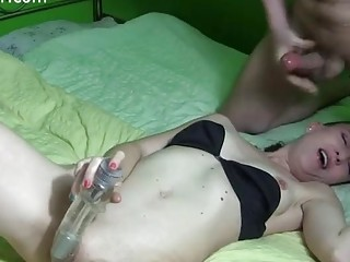 Are You So Dare For Watch This Amazing Amateur Footage.SylviaChrystall HD.