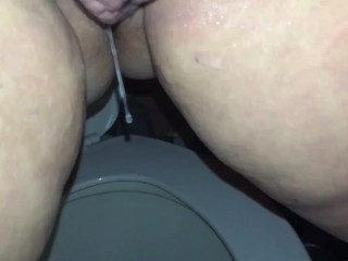 Clean Up My Creampie Pussy!