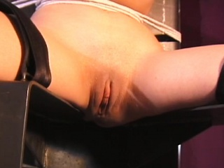 Neatly hairless wool pie gets a conclude bondage & discipline therapy