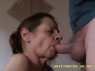 Short of her taking a bitter load of my cum.
