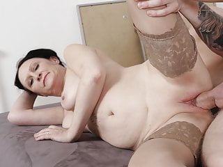 TUTOR4K. Fellow can't wait to observe the mature tutor totally nude