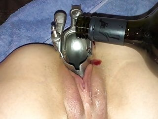 Drinking meal foreigner pussy