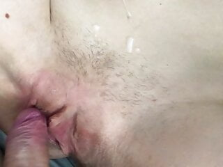 Beautiful sport cougar enjoys recording herself getting boinked