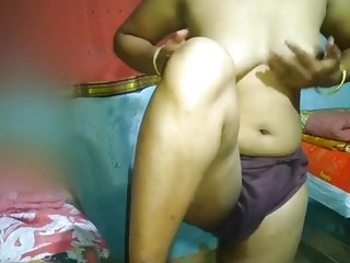 New Indian beautiful Desi female has sex
