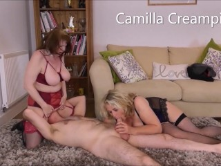 At Home with the Creampies featuring Ava Promo
