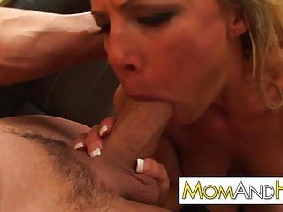 Cougar mommy Kayla Synz rectal with freaky therapist