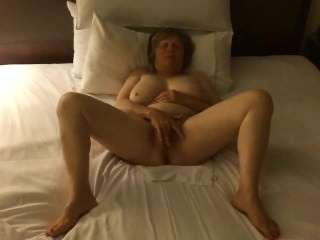 Milf lets me tape but dont touch genuine. Lorraine from ONMILF.COM