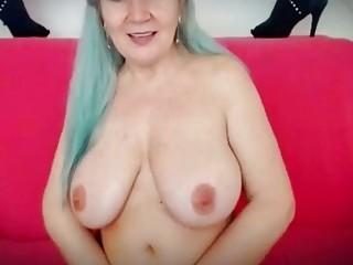 Mature Milf with Big Breasts
