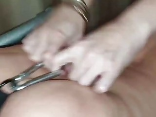 Perfect Pegging - Lisa pegs a friend