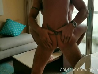 The hard life of a hotwife. One girl, multiple guys orgasm compilation