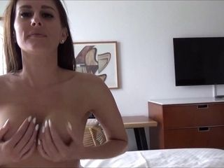 I Hump My Alluring Stepmom 2 Times In The Hotel Room