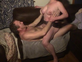 """Nymphomaniac CAN""""T STOP nutting ON fuckpole Pt. 1"""
