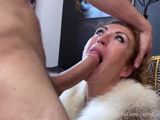 Someone's mommy point of view cougar inhale fellatio CIM - Julia North
