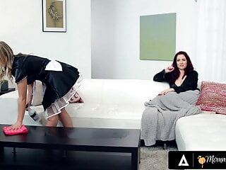 MommysGirl – buxom cougar Gets A ultra-kinky bday Surprise