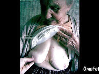 OmaFotzE formal of age together with Granny Compilation