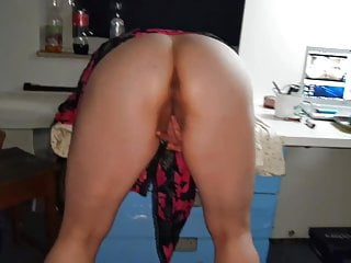 Milf with a Big Booty Fucking, Grinding and Twerking
