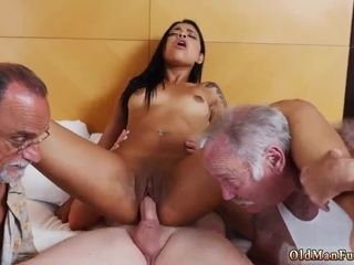 Wifey pokes youthful dude Staycation with a mexican cutie