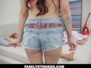 """""""FamilyStrokes - penetrating My jaw-dropping step-father While mother s"""""""