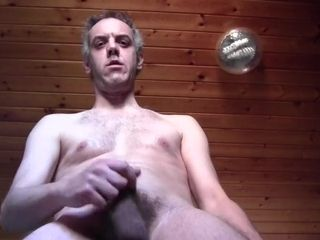 MATURE first-timer stud jism WITH unshaved stiffy AND rock hard, phat AND humid puffies