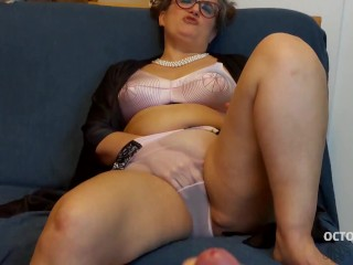 Mutual Masturbation with MILF BBW Mommy POV
