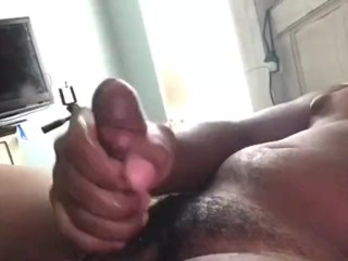 Bored.. So I determined to hit my penis.