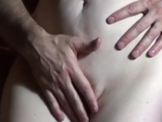 Stellar Mature wifey Has 2 monstrous climaxes, Takes money-shot on sex tape