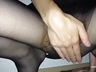 Stockings getting off with batter