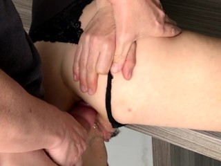 Untrained gold Anal making love - Homemade