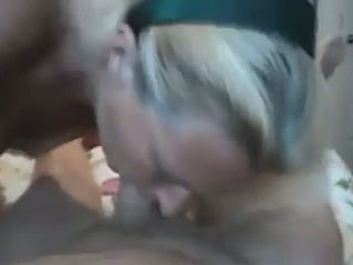 What man wouldn't love to get a BJ from her and this slut gives good head