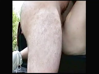 Hot Midwest wife likes to fuck strangers in the forest