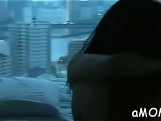Incomparable milf yon striking forms staggering scenes be incumbent on porn