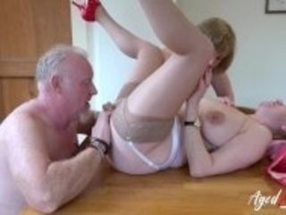 """AgedLovE Horny Mature Ladies Enjoying Hardcore"""