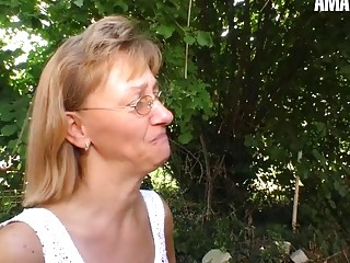 AmateurEuro Horny Granny Got Pussy Licked And Fucked On Cam