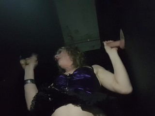 'Glory crevice blowing and buttfuck penetrating With internal ejaculation for Essex damsel Lisa'