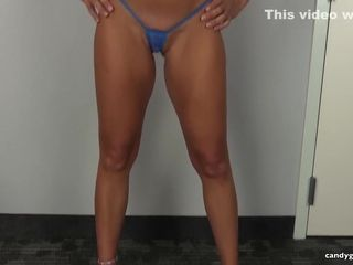 Ariel Andrews - Ariel Still Rules thong taunting Pt. I