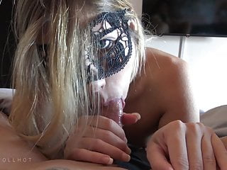 I wake up wanting to eat cock