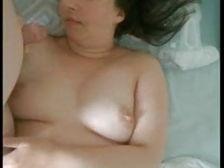 Mature wife gets unwanted and surprise facial