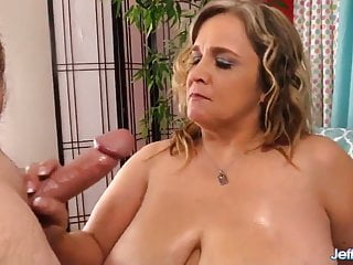 Big chubby mom sex very nice boob