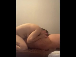Step mom knocked on step son door asking for Oral Sex and Ended up with fuck and orgasm scream