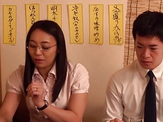 MOND-194 JAVCollectionHD Admired doll manager And Yuri Tadokoro