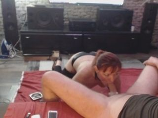 Red-hot fledgling wifey wailing anal invasion ejaculation by playthings and oral pleasure