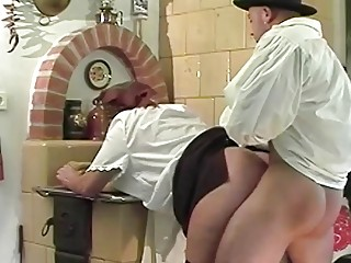 first time rough anal for 70 years old mom