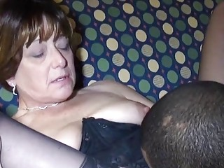 I enjoy to be gobbled and plowed by my big black cock