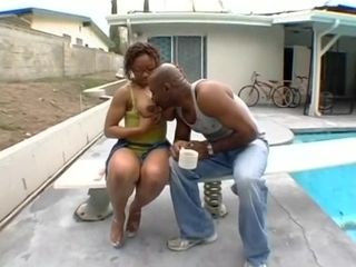 Ayana Angel Is A Hot Black Mother