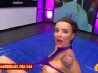"""""""Extreme Piss Lover Elen Million Soaked and Satisfied - 666Bukkake"""""""
