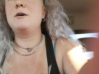 'I was so horned up I had to fuck myself in my truck'
