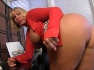 """Teacher Mellanie Monroe Convinces Student"""