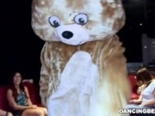 """""""DANCING teddy - Where There Be dinky, There Be beotches, That's How This Story Goes"""""""