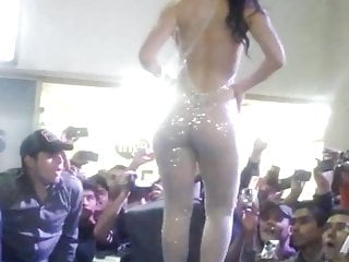 Diosa tanga backside