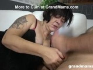 """""""Two Brothers Fuck a Creamy Granny"""""""